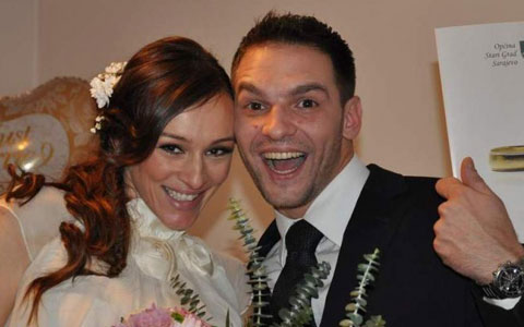 Anabela и Andrej се венчаха