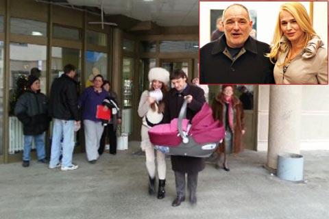 Đorđe Balašević стана дядо за първи път