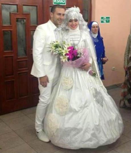 Dado Polumenta се ожени