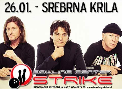 """Боулинг център """"Strike"""": Srebrna krila"""
