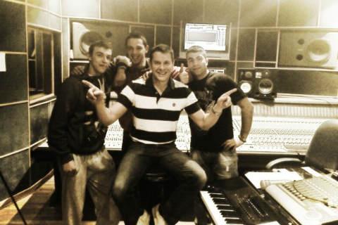 Нападнаха студиото на Vlado Georgiev