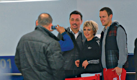 Dragan Kojić Keba отпътува на турне в Америка
