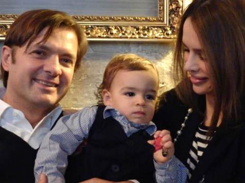 Severina Vučković: Семейството отново заедно