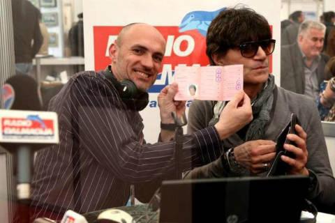 Stavros си показа книжката: Не са ми я взели и автомобилът ми си е тук