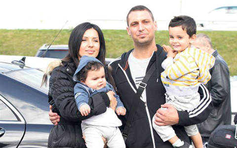 Tanja Savić: Едва дочаках да прегърна мъжа и децата си!