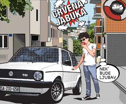 """""""Crvena Jabuka"""" записа нов албум"""
