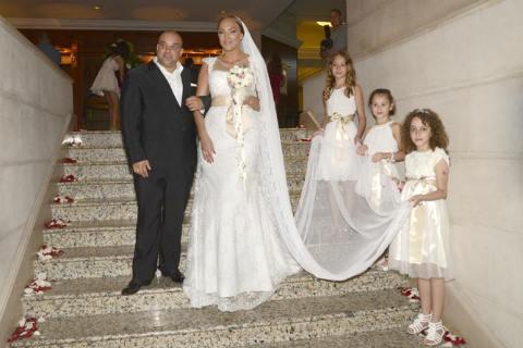 Вчера Goga Sekulić се омъжи за приятеля си Igor Ramović