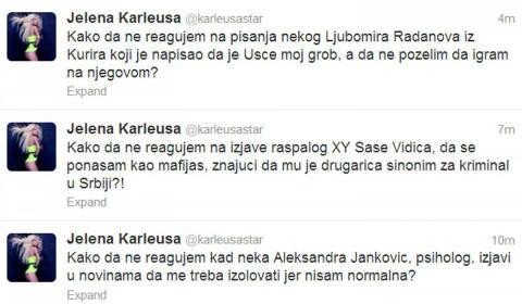 """Jelena Karleuša напълно разстроена заради неуспешния концерт на """"Ušće"""""""