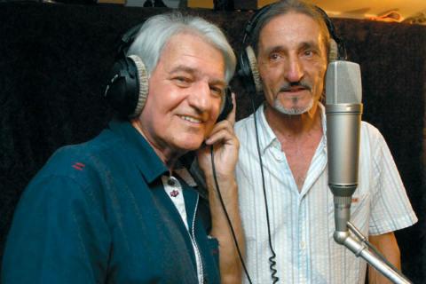 Kemal Monteno записа дует с почитател