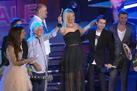 "Sunčane Skale: Журито подари победата на Kemal Monteno и ""Teška industrija"""