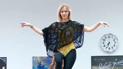 Jelena Rozga репетира здраво за тазгодишното си участие на Сплитския фестивал