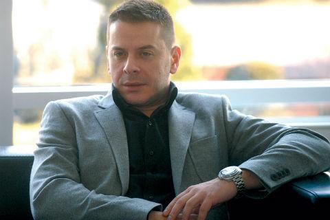 Vlado Georgiev отново в болница