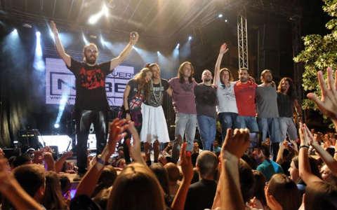 """Концерт: """"Neverne bebe"""" отбелязаха 20-я си рожден ден във Валево"""
