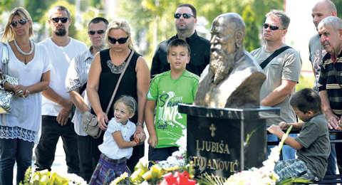 Две години от трагичната смърт на Ljubiša Stojanović Luis