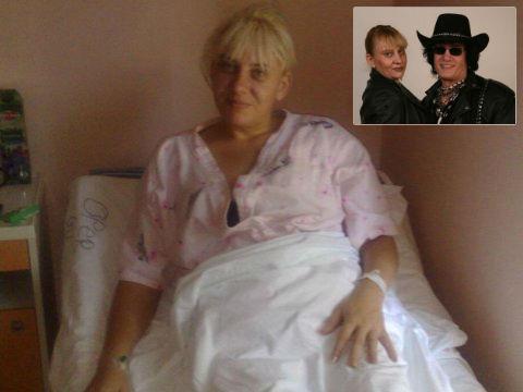 Жената на Milić Vukašinović изгуби бебето