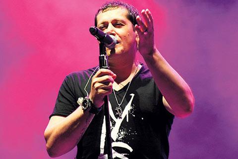 "Концерт на Aco Pejović в ""Kombank Arena"" на 19 октомври"