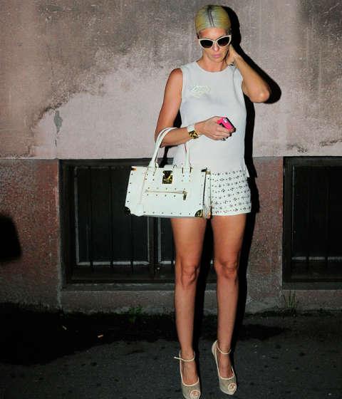 Най-хубавите крака на естрадата - Jelena Karleuša