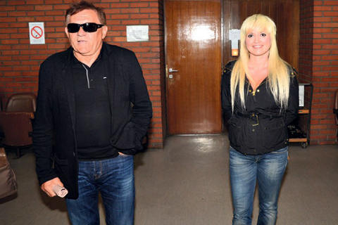 Maja Nikolić и Miloš Bojanić отново в съда