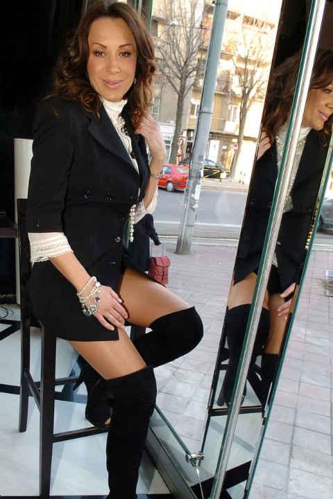 Най-хубавите крака на естрадата - Romana Panić