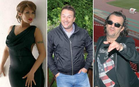 Jelena Karleuša съди Seka Aleksić, Aca Lukas и Ivan Ivanović
