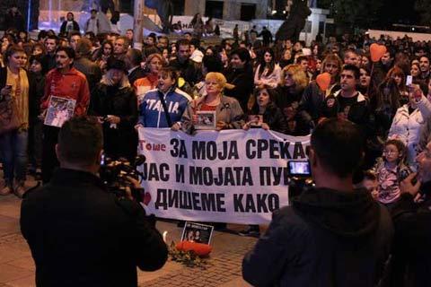 Шеста годишнина от смъртта на Toše Proeski
