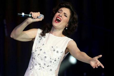 Doris Dragović ще пее в Сърбия след повече от 25 години
