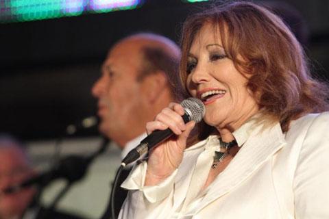 Tereza Kesovija освиркана на концерта в Сплит
