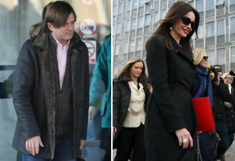 Severina и Milan – борба за Aleksandar