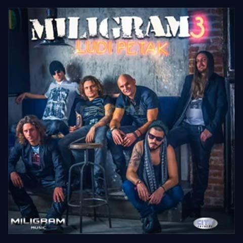 """""""Miligram"""" пусна новия си албум """"Ludi petak"""""""