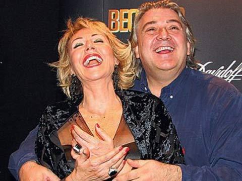 Още малко и сребърна сватба: Brena и Boba отпразнуваха 22 години брак