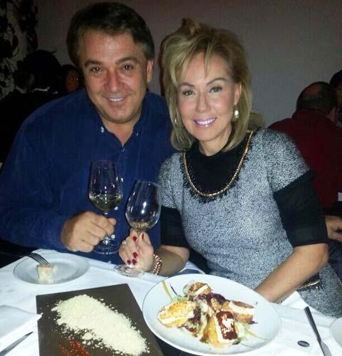 Lepa Brena и Boba Živojinović  отпразнуваха 22 години брак