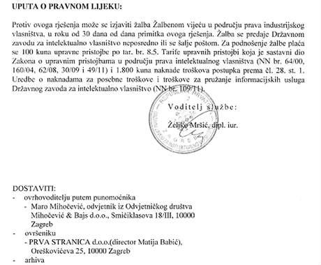 Severina Vučković стана собственик на търговската марка Index.hr