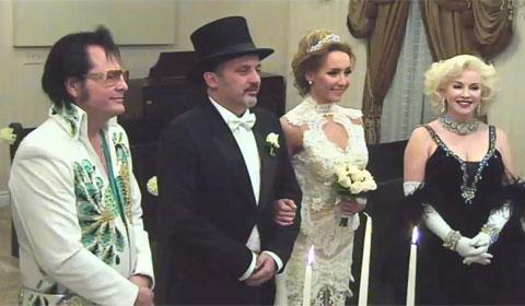 Toni Cetinski се ожени за трети път