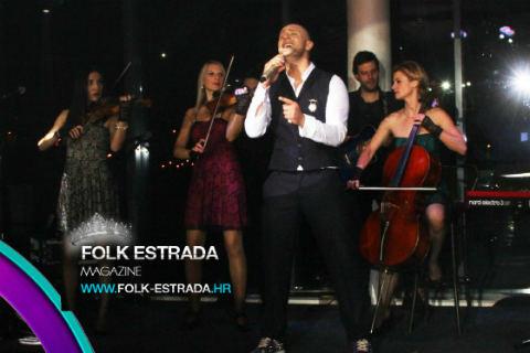 "Dado Polumenta представи новия си албум ""Ne dam ja na tebe"""