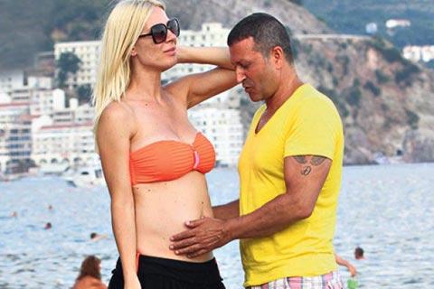 Đogani и Vesna се сдобиха с щерка