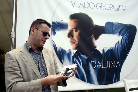 """Концерт на Vlado Georgiev на 16 май в """"Arena"""""""