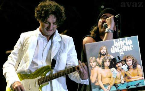 """40-та годишнина от основаването на """"Bijelo dugme"""""""