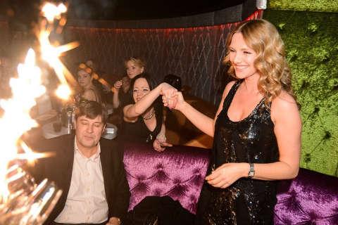 Vlatka Pokos отпразнува 44-я си рожден ден