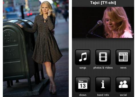 В крак с времето: Tajči има приложение за мобилни телефони