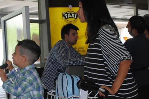 Tanja Savić се върна в Сърбия: Не е вярно, че се развеждам!