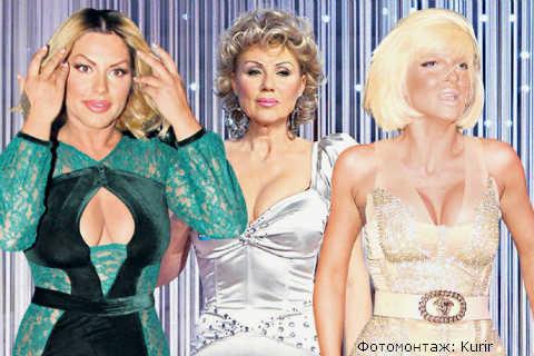 Годишно сръбските певци укриват 87 милиона евро