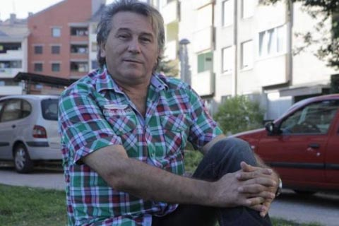 Halid Muslimović отново отвори хотела си