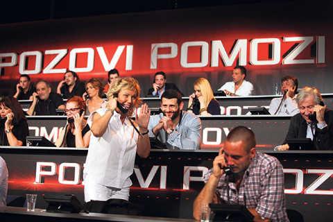 Известни личности говориха по телефона за наводнените в Сърбия и Босна