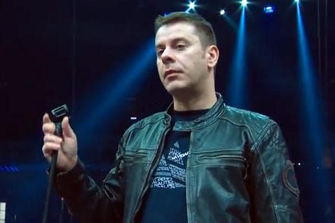 """Отменен концерта на Vlado Georgiev в """"Arena"""""""
