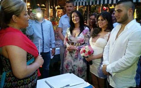 Ana Sević и Darko Lazić се ожениха тайно