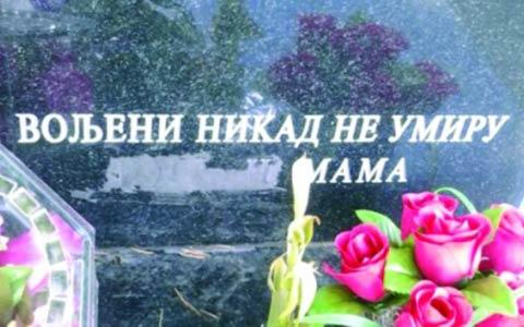 Оскверниха гроба на мъжа на Goga