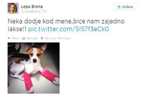 Brena отново в Туитър: Вие сте най-добрите фенове на света!