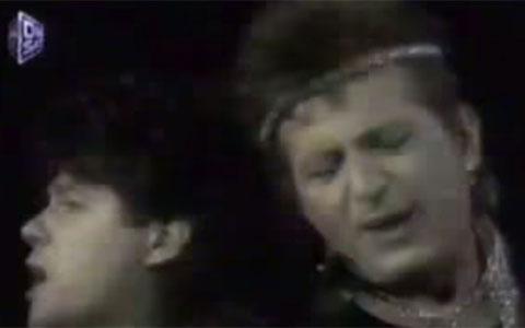 Miroslav Ilić някога е бил рокаджия! (видео)