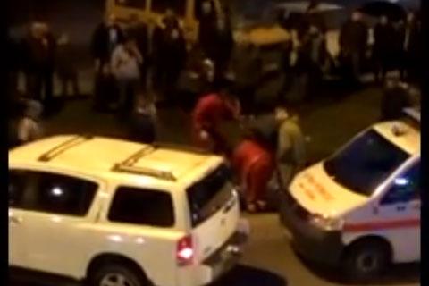 Mirsad Brkić удря три жени на пешеходна пътека
