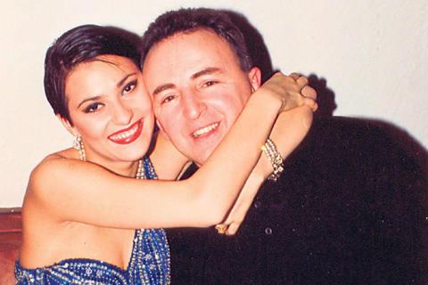Svetlana и Željko Ražnatović